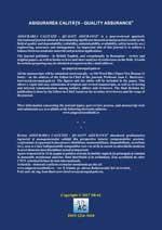Asigurarea Calităţii – Quality Assurance Vol. XXIII, Issue 89, January-March 2017